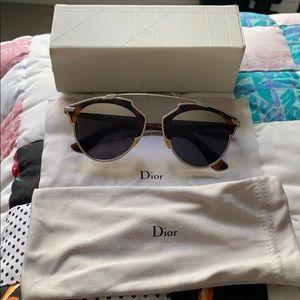 Dior SoReal aoomd 4822 140 Tortoise sunglasses